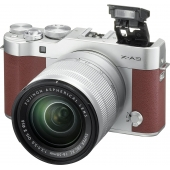 Fujifilm X-A3 Digital Camera with XC 16-50mm II Lens Kit (Any Colour)