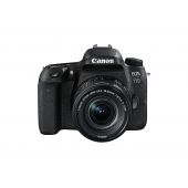 Canon EOS 77D Digital Camera including EF-S 18-55mm f/4-5.6 IS STM Lens