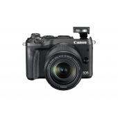 Canon EOS M6 Digital Camera ( Inc EF-M 18-150 mm f/3.5-6.3 IS STM Lens) Kit