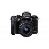 Canon EOS M5 Digital Camera ( Inc EF-M 15-45 mm f/3.5-6.3 IS STM Lens) Kit