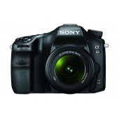 Sony Alpha A68 ILCA Interchangeable Lens Camera with 18-55mm Zoom Lens