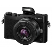 Panasonic Lumix DMC-GX800 Compact System Camera (Inc Lumix G VARIO 12-32mm Lens Kit )-Any Colour