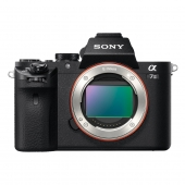 Sony A7 II ILCE7M2B Full Frame Compact System Camera Body