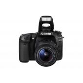 Canon EOS 80D Digital SLR Camera( EF-S 18-55mm f/3.5-5.6 IS STM Lens)