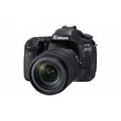 Canon EOS 80D Digital Camera including 18-135mm 3.5-5.6 EF-S IS USM Lens