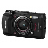 Olympus Tough TG-5 Digital Compact Camera (Any Colour)