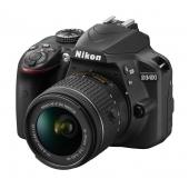Nikon D3400 Digital SLR Camera with 18-55mm VR Lens Kit