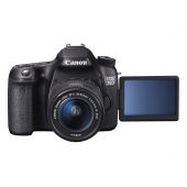 Canon EOS 70D Camera including EF-S 18-55mm f/4-5.6 IS STM Lens