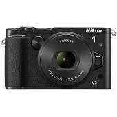 Nikon 1 V3 Compact System Camera (Including 10-30mm PD Zoom Lens) Any Colour