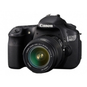 Canon EOS 60D Digital SLR Camera (Inc EF-S 18-55mm f/3.5-5.6 IS Lens Kit)