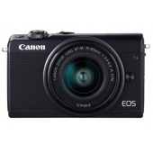 Canon EOS M100 with EF-M 15-45mm Lens- Any Colour