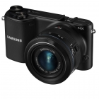 Samsung NX1100 Compact System Camera Kit (20.7MP, 20-50mm Lens Kit- (Any Colour)