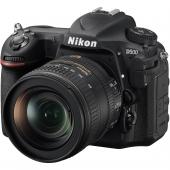Nikon D500 Digital Camera Body with Nikon AF-S DX 16-80mm Kit