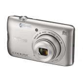 Nikon A300 Coolpix Digital Compact Camera-Any Colour