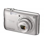 Nikon A300 Coolpix Digital Compact Camera-Any Colour