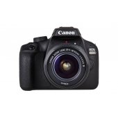 Canon EOS 4000D Digital SLR Camera (inc 18-55mm f/3.5-5.6 III Lens Kit)