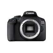 Canon EOS 2000D Digital SLR Camera Body Only