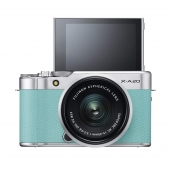 Fujifilm X-A20 Digital Camera with XC 14-45mm Lens Kit- (Any Colour)