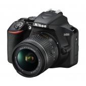 Nikon D3500 Digital Camera with 18-55 mm AF-P f/3.5-5.6 VR Lens