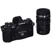 Olympus OM-D EM-5 II Micro Four Thirds Interchangeable Lens Camera - (Inc M.Zuiko 12-50mm Lens)- Any Colour