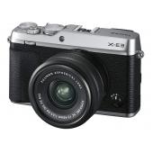 Fujifilm X-E3 Digital Camera with XC15-45mm Lens Kit- Any Colour