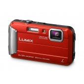 Panasonic Lumix DMC-FT30 16 MP 4x Optical Zoom Waterproof Action Camera- Any Colour