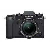 Fujifilm X-T3 Compact System Camera with XF 18-55 mm Lens-( Any Colour)