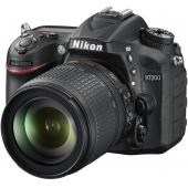 Nikon D7200 Digital SLR Camera with 18-105mm VR Lens Kit