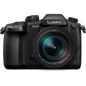 Panasonic LUMIX DC-GH5 LEB-K Compact System Mirrorless Camera with 12-60mm LEICA DG Vario-Elmarit Standard