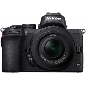 Nikon Z50 Compact System Camera with 16-50mm VR Lens
