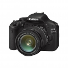 Canon EOS 550D Digital SLR Camera (inc 18-55 mm f/3.5-5.6 Lens Kit)