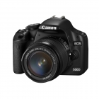 Canon EOS 500D Digital SLR Camera (incl. EF-S 18-55 mm IS Lens Kit)