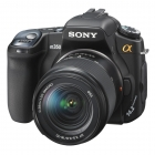 Sony DSLR A350 Alpha Digital SLR Camera (inc 18-70mm lens)