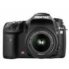 Pentax K10D Digital SLR Camera (18-55mm Lens Kit)