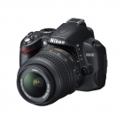 Nikon D3000 Digital SLR Camera (inc AF-S DX 18-55mm f/3.5-5.6G VR)