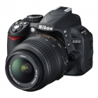 Nikon D3100 Digital SLR Camera (inc AF-S DX 18-55mm f/3.5-5.6G VR)
