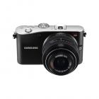Samsung NX100 Digital Camera (inc 20-50mm ED Lens)