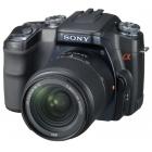 Sony Alpha A100 Digital SLR Camera (inc 18-70mm Lens)