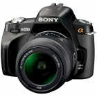 Sony Alpha A230K Digital SLR Camera (inc 18-55mm Lens)