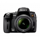 Sony DSLR A500L Alpha Digital SLR Camera inc(18-55mm lens)