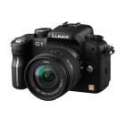 Panasonic Lumix G1 Compact System Camera (inc 14-45mm G Vario Lens) Any Colour