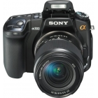 Sony Alpha A300K Digital SLR Camera (inc 18-70mm Lens)