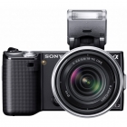Sony NEX-5KB Alpha Compact System Camera (inc 18-55mm OSS lens) Any Colour