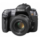 Sony A550 Alpha Digital SLR Camera inc(18-55mm lens)