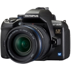 Olympus E-620 Digital SLR Camera (inc 14-42mm Lens Kit)