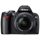 Nikon D40 Camera with AF-S DX Zoom-Nikkor 18-55mm f/3.5-5.6G ED II Digital Camera