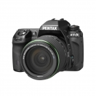 Pentax K-5 Digital SLR Camera with 18-135mm DA AL ED WR Lens Kit