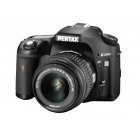 Pentax K200D Digital SLR Camera (inc 18-55 mm DA AL II Lens)