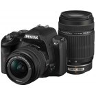 Pentax K-r Digital DSLR and DAL 18-55mm & DAL 50-300mm Twin Lens Kit