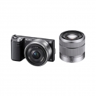 Sony NEX-5NDB Compact System Camera Double Lens Kit( 16mm & 18-55mm Lens)